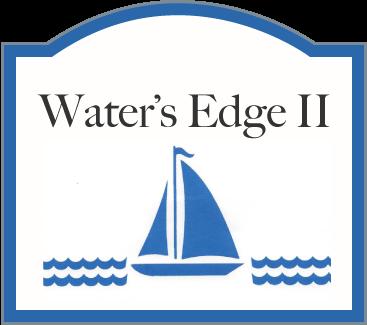Waters edge two logo
